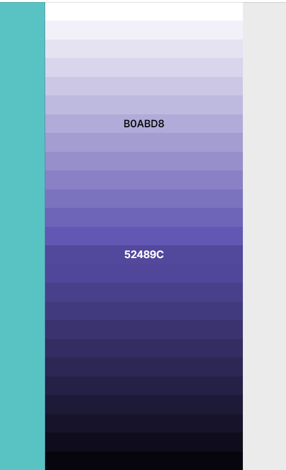 Color shade tool