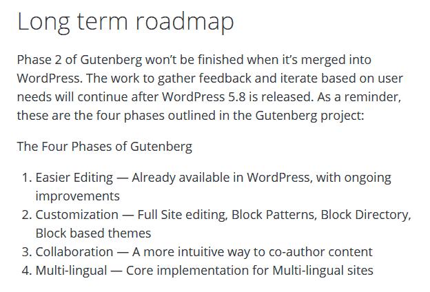 Gutenberg Phases